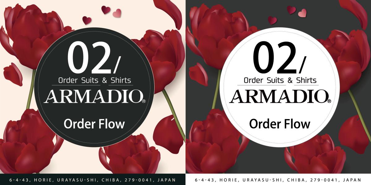 ARMADIO Order Flow