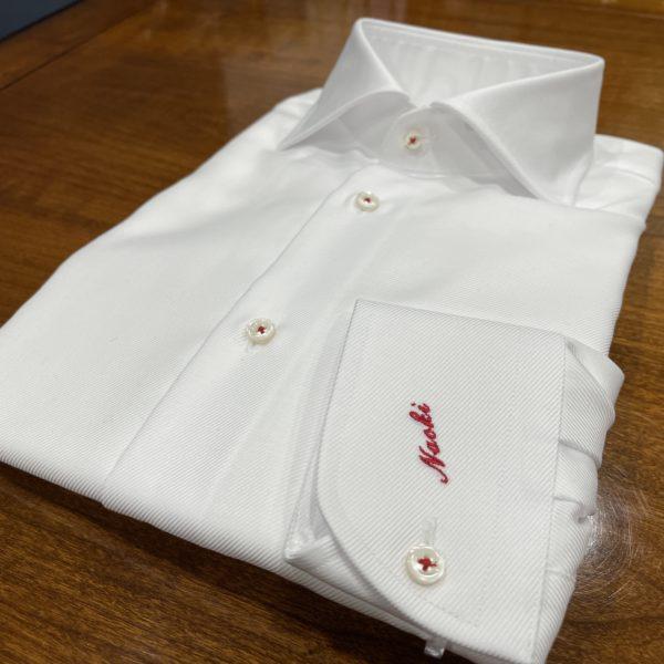 オーダーシャツがもたらす快適感と高揚感をぜひご体感ください。